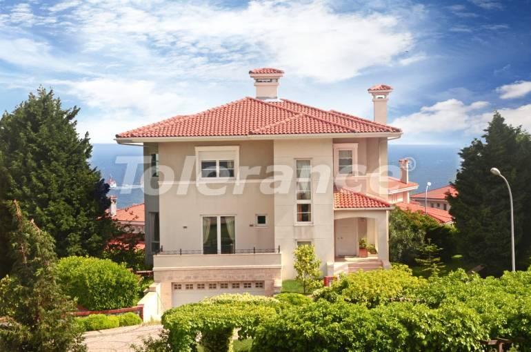 Luxury villas in Beylikduzu, Istanbul in complex with developed infrastructure near the sea - 20146   Tolerance Homes