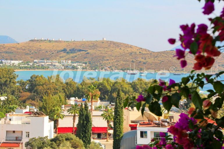 Two-bedroom apartments in a complex in the center of Bodrum with sea and city views - 20170 | Tolerance Homes
