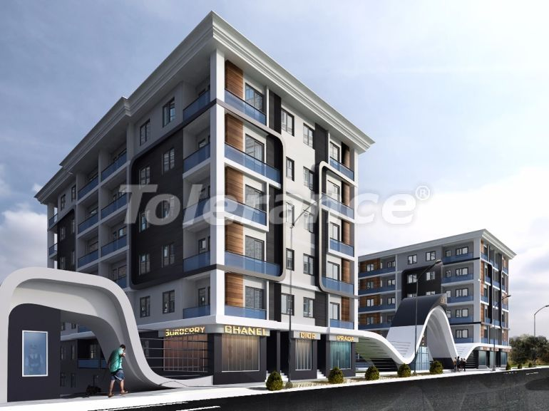 Spacious apartments in Silivri, Istanbul profitable for investment with guarantee income - 20663 | Tolerance Homes