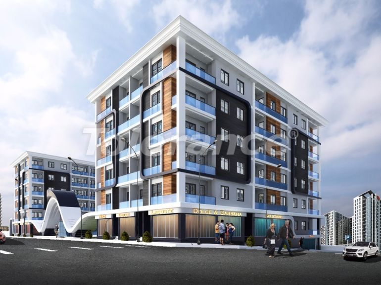 Spacious apartments in Silivri, Istanbul profitable for investment with guarantee income - 20662   Tolerance Homes