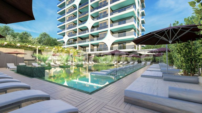 Affordable apartments in Mahmutlar, Alanya - 20441 | Tolerance Homes