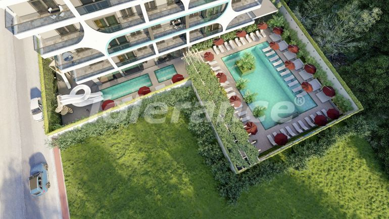 Affordable apartments in Mahmutlar, Alanya - 20449 | Tolerance Homes