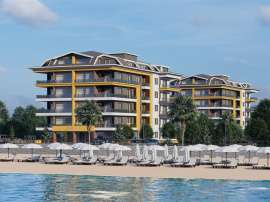 Apartments in Kestel from a reliable developer with installments of up to 1 year near the sea - 20404   Tolerance Homes