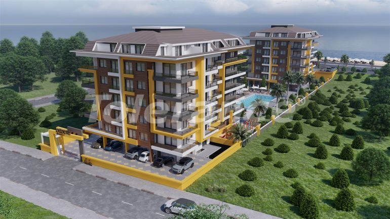 Apartments in Kestel from a reliable developer with installments of up to 1 year near the sea - 20405 | Tolerance Homes