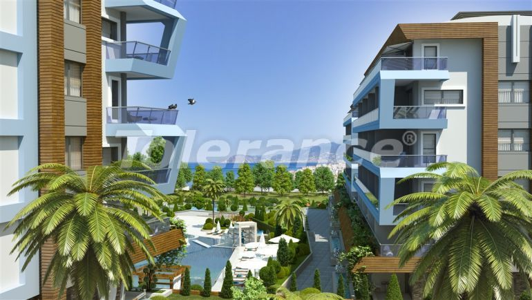 Luxury apartments in Kargicak, Alanya  from one of the best property developers - 20480 | Tolerance Homes