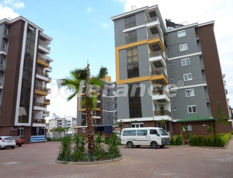 Apartments in Kepez, Antalya in a complex with a swimming pool - 20644 | Tolerance Homes