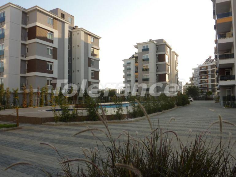 Modern apartments in Kepez, Antalya in a complex with swimming pool - 31272   Tolerance Homes