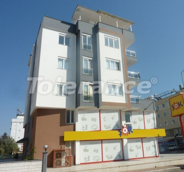 New apartment in the center of Antalya - 20956 | Tolerance Homes