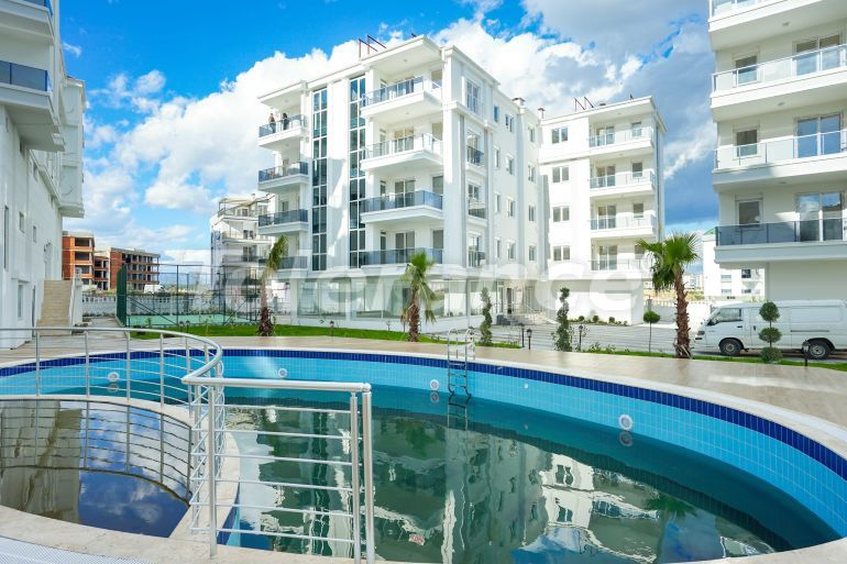 Modern apartments in Kepez, Antalya from the developer - 33333 | Tolerance Homes