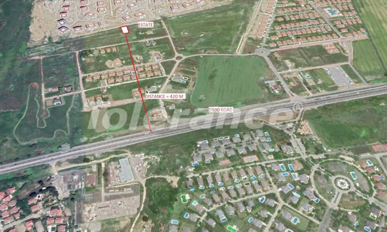 Land plot for construction of residential real estate in Silivri, Istanbul near the sea - 20933 | Tolerance Homes