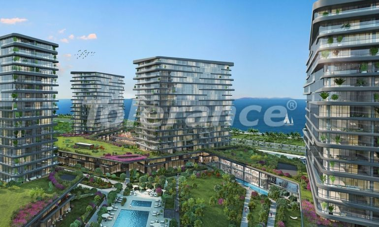 Elite apartments in the center of Istanbul in modern complex with possibility of citizenship obtaining - 20999 | Tolerance Homes