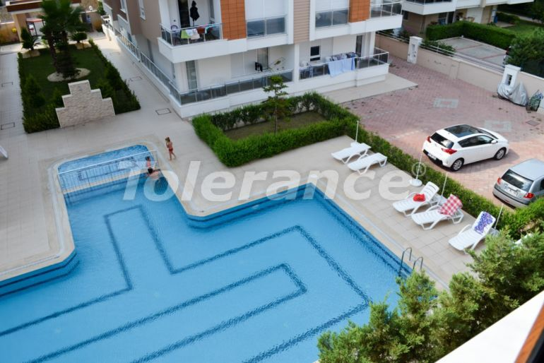 Spacious two-bedroom apartment in Liman, Konyaalti near the sea - 21063 | Tolerance Homes