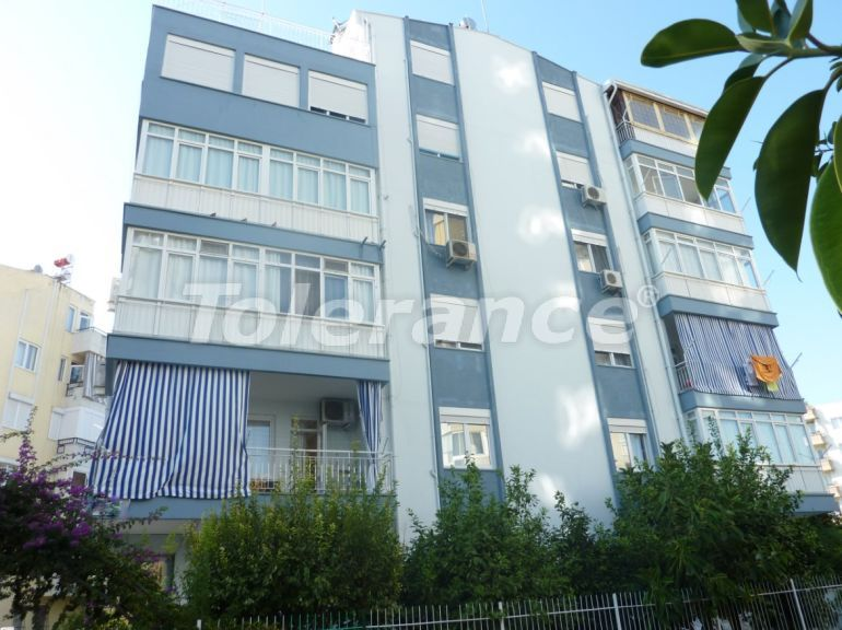 Spacious apartment in the center of Antalya with installed gas heating - 21146 | Tolerance Homes