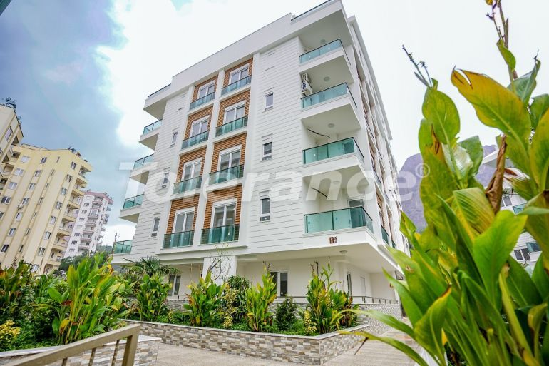 Apartments in Sarisu, Konyaalti in a complex with a swimming pool from the developer - 32231   Tolerance Homes