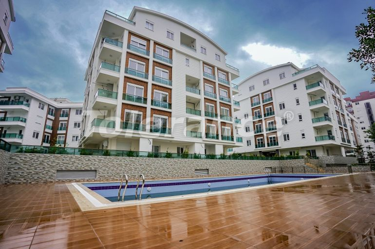 Apartments in Sarisu, Konyaalti in a complex with a swimming pool from the developer - 32230   Tolerance Homes
