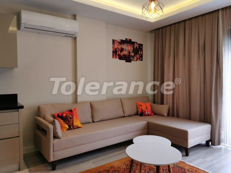 New two-bedroom apartment in Kundu, Antalya with furniture and appliances - 21198   Tolerance Homes