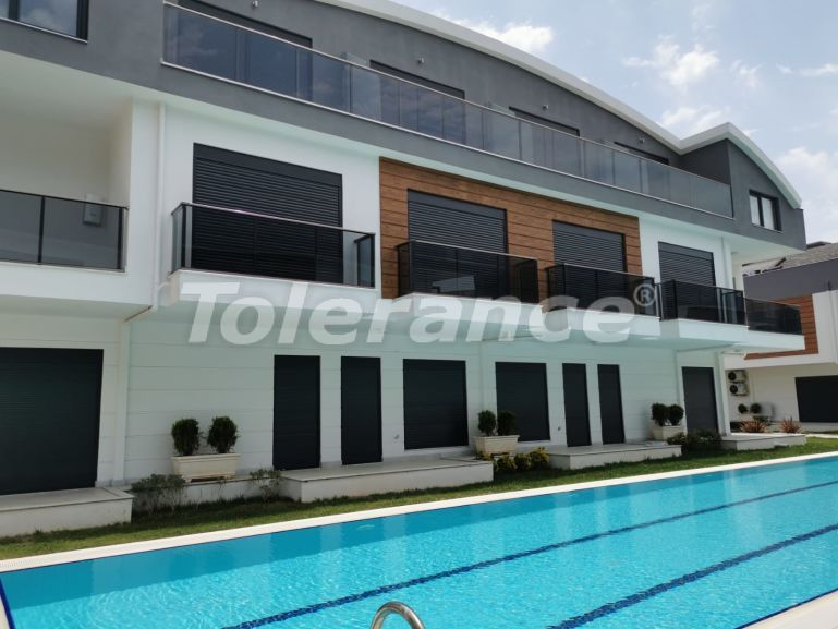 New two-bedroom apartment in Kundu, Antalya with furniture and appliances - 21206   Tolerance Homes