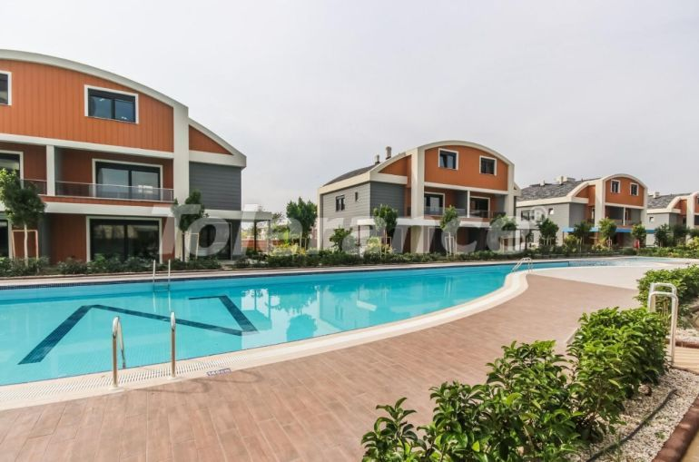 Spacious luxury apartments in Muratpaşa, Antalya in a complex with an outdoor pool, sauna and fitness - 21250 | Tolerance Homes