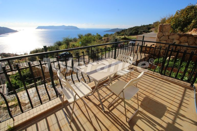 Apartment in the center of Kas with a stunning sea view - 21336 | Tolerance Homes