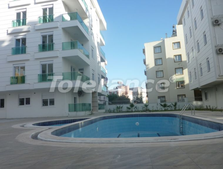 Spacious apartments in Muratpasa, Antalya in a complex with a swimming pool - 21266 | Tolerance Homes