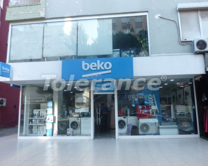 Three-store retail space in Antalya with a ready tenant - 21278 | Tolerance Homes