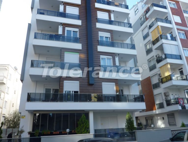 Affordable two-bedroom apartments in the center of Antalya - 21317 | Tolerance Homes