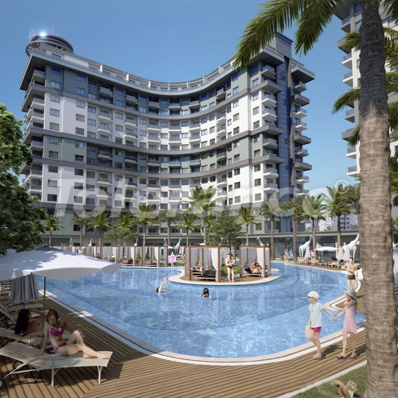 Luxury apartments  in a complex with an outdoor pool, indoor pool, sauna and fitness - 21435   Tolerance Homes