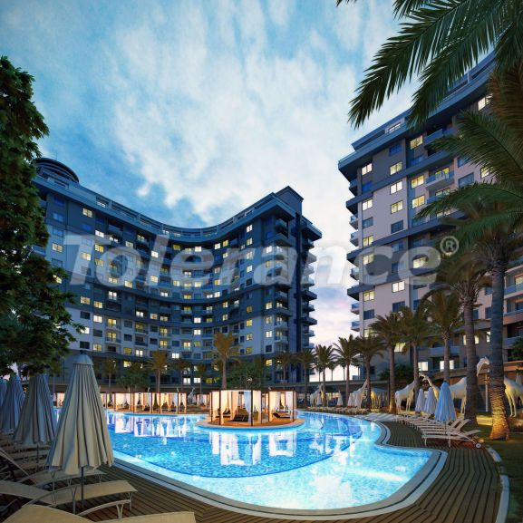 Luxury apartments  in a complex with an outdoor pool, indoor pool, sauna and fitness - 21394   Tolerance Homes