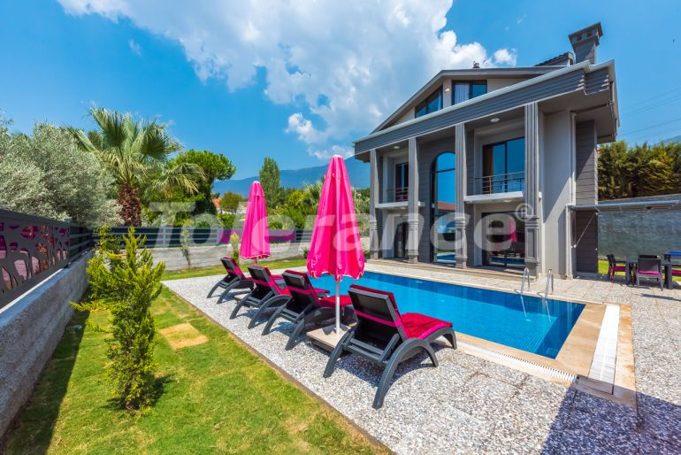 Detached villa  in Fethiye with furniture and private pool - 21502 | Tolerance Homes
