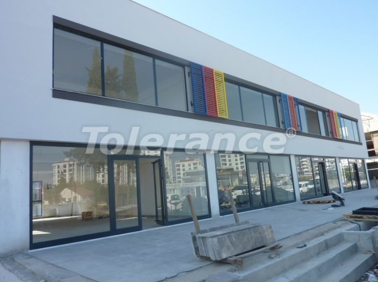 Commercial premises in Kepez, Antalya in a hotel type complex - 21643 | Tolerance Homes