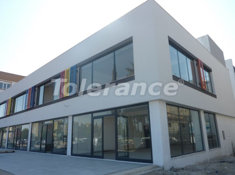 Commercial premises in Kepez, Antalya in a hotel type complex - 21651 | Tolerance Homes