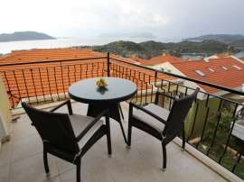 Resale apartment in the center of Kas full furnished with the sea view - 21633 | Tolerance Homes