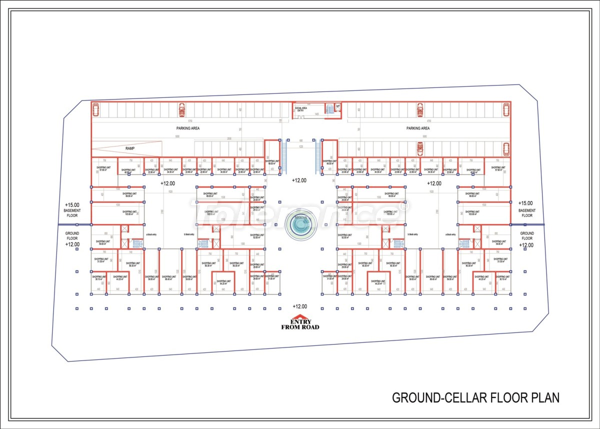 Exclusive project in the center of Mahmutlar, Alanya from a reliable developer with installments up to 2 years - 21698 | Tolerance Homes