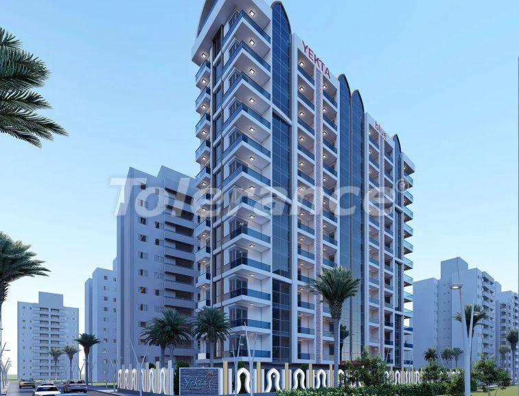 Cheap apartments in Mahmutlar, Alanya in a modern complex - 21703   Tolerance Homes