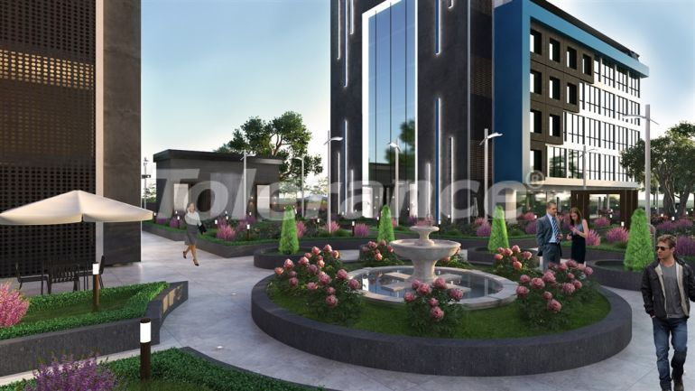Commercial Center offering offices and shops in Alanya, Oba - 21804 | Tolerance Homes