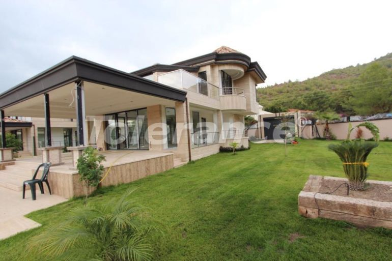 Detached villa in the center of Kemer with a private pool and sauna - 21732 | Tolerance Homes