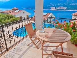 Resale detached villa in Kas full furnished with direct view to the sea and mountains - 21758 | Tolerance Homes