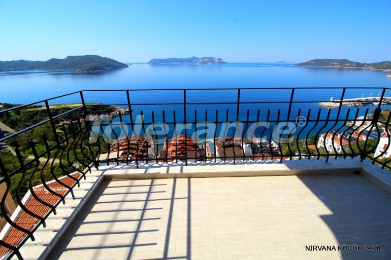 Resale apartment in the center of Kas with furniture and appliances near the sea - 21827 | Tolerance Homes