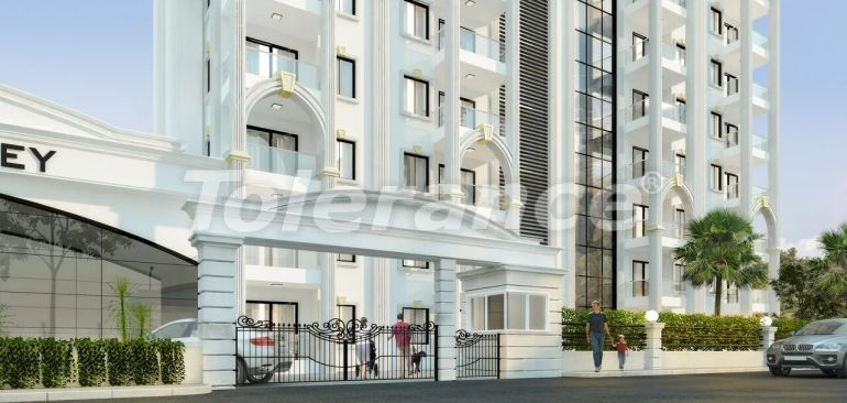 Modern apartments in  Avsallar - 22060 | Tolerance Homes