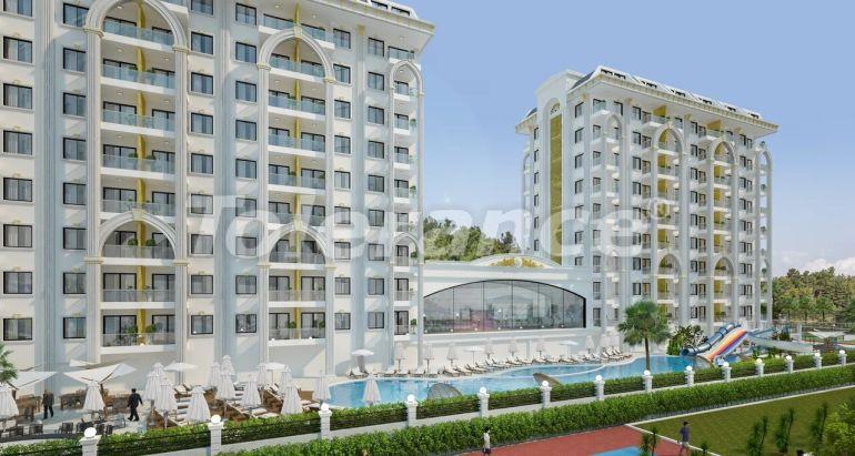 Modern apartments in  Avsallar - 22057 | Tolerance Homes
