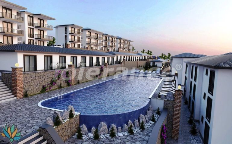 Villas in Didim with private garden and panoramic sea views - 22015 | Tolerance Homes