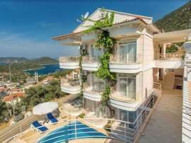 Apart hotel in the center of Kas with outdoor pool and direct sea view - 22206 | Tolerance Homes