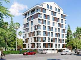 Inexpensive apartments in the center of Antalya from a reliable developer with installments - 22098   Tolerance Homes