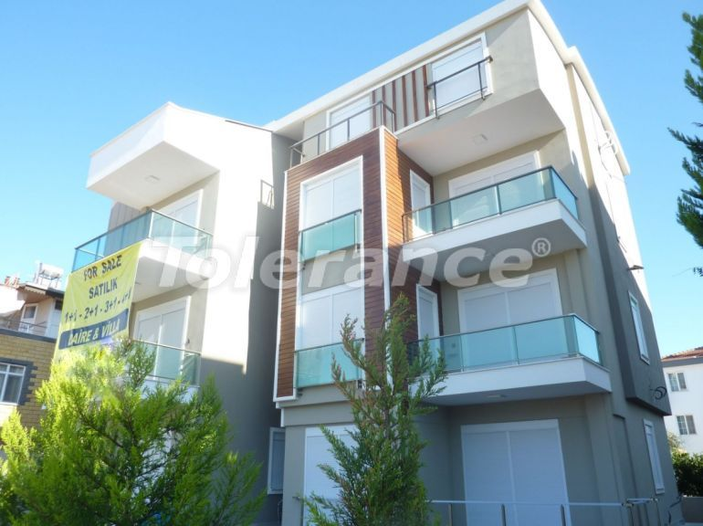 Modern apartments in Belek in a complex with a swimming pool - 22520 | Tolerance Homes