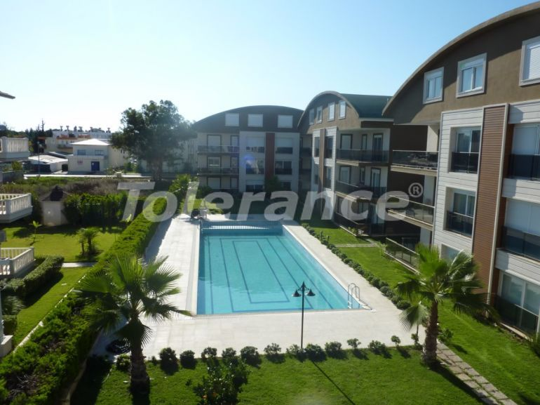 Elite apartments in Belek in the complex with  swimming pool - 22537 | Tolerance Homes