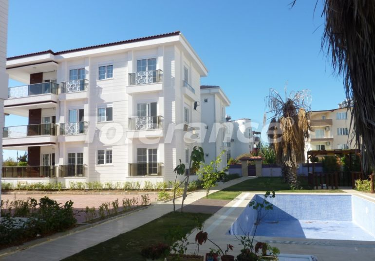 Comfortable apartments in Belek in a complex with a swimming pool - 22553 | Tolerance Homes