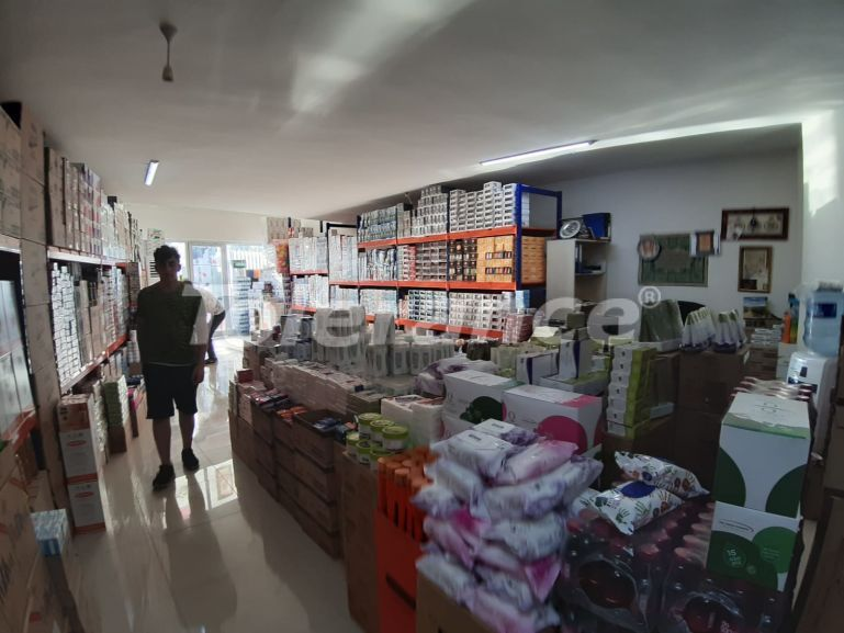 Commercial premises in the center of Antalya - 22645   Tolerance Homes