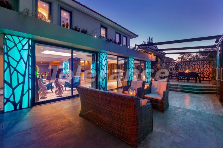 Villa in Ovacik, Fethiye exclusive design - 22673   Tolerance Homes