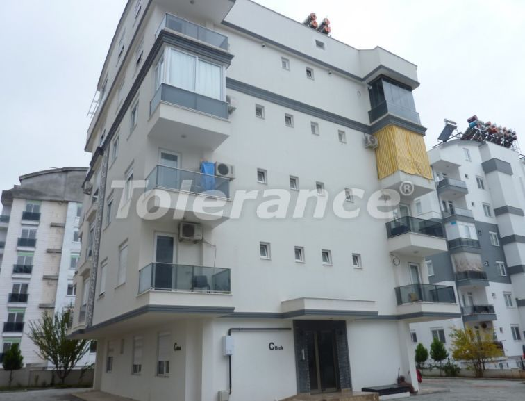 New apartment in Kepez, Antalya with gas heating - 22767   Tolerance Homes