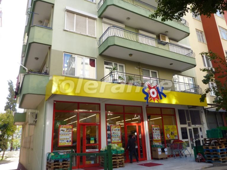 Commercial premise in Kepez, Antalya with tenant - 22822 | Tolerance Homes